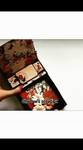 BOX ALBUM #HANDMADE #SCRAPBOOK #BIRTHDAYGIFTS #ANNIVERSARYGIFT #customized #specialgifts #shadow'screation