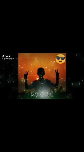 #peace #status #love #roposostar #whatsupstatus2019 #alone #badboy #bollywood
