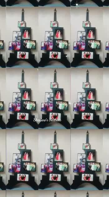 EIFFEL TOWER FRAME https://instagram.com/handmade__creation?igshid=gvgc9kcw1kad #mdfbased #wooden #birthdayGifts #handmade #birthdayGifts #keepgifting #anniversaryGift #specialgifts