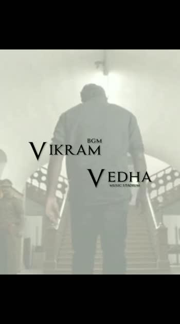 #vikramvedha #bgmlovers #vijaysethupathy #rmadhavan #backgroundmusic #tamilbeatsongs #beats_channel #roposostars