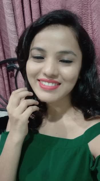 #terechehere #chand #sharmagaya #love #laldupatta #poojajaiswal #roposostars