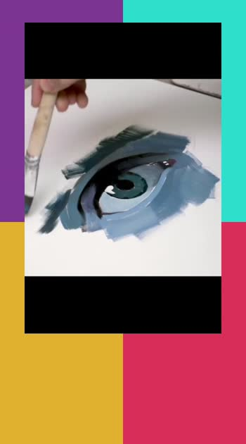 #painting #paintingart #painter #paints #paintingart #painted #paintingaday #paintinglover #paintingboard #eyeshadow #eyes #eyeliner #eye #eyelove #eyelashes #eyekiller