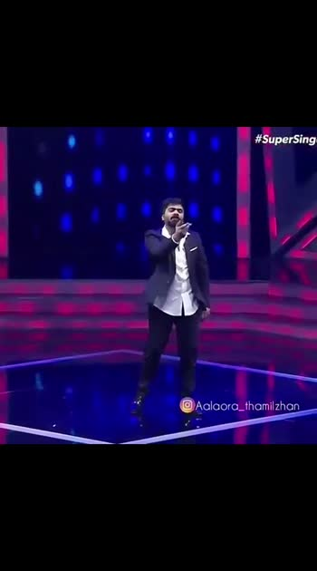 #simbu #supersinger6 #tvshows