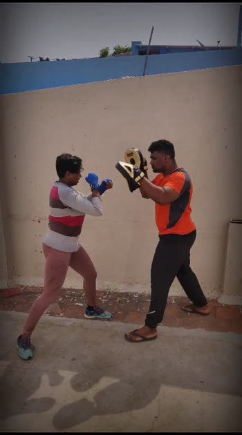 #boxinglife #fighter #roposo #fitnessmotivation