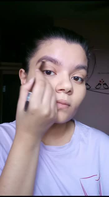 Eyebrow Tutorial ⭐  #makeup #makeupartist #makeuptutorial #eyebrows #eyebrowsonfleek #mua  #eyebrowgoals #eyebrowtutorial #muaindia #muadelhi #muafam