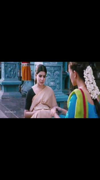 #moviescenes #thangamagan #dhanush #samantha