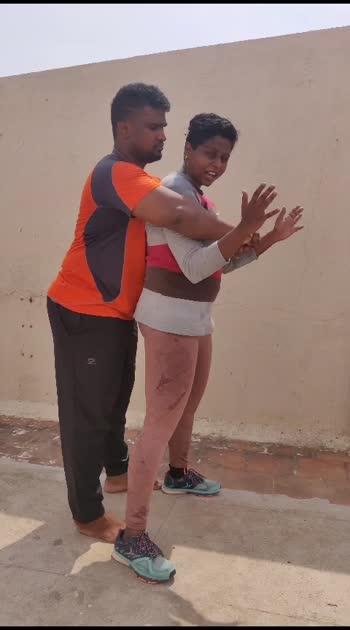 #roposo #fitness #selfdefense #womensafety