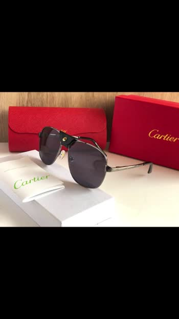*CARTIER*  NEW ARRIVAL❤️ (Above leather bar is removable)  UNISEX   Trending  Uv protected Highend ALL colours All live images   *1000/- with plain case* *1100/- with original case*
