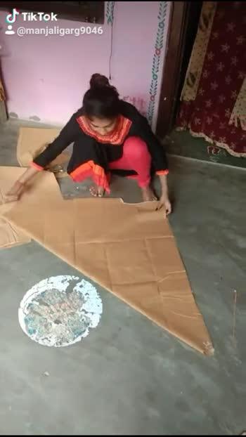 dhoti salwar manday by me