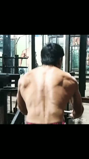 back workout home workout