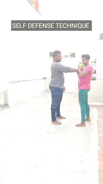 #roposo #selfdefense #fitness #womenempowerment