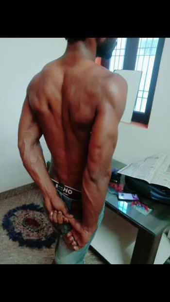 bodybuilding#bodybuilding #roposostar #@chintoo0195