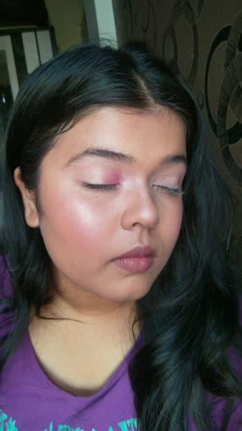 Pastel eye❤️💙🌸 #makeup #makeuptutorial