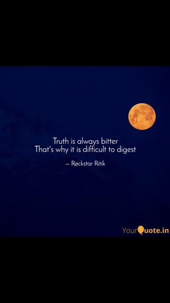always speak truth....#life-quotes #yourquote