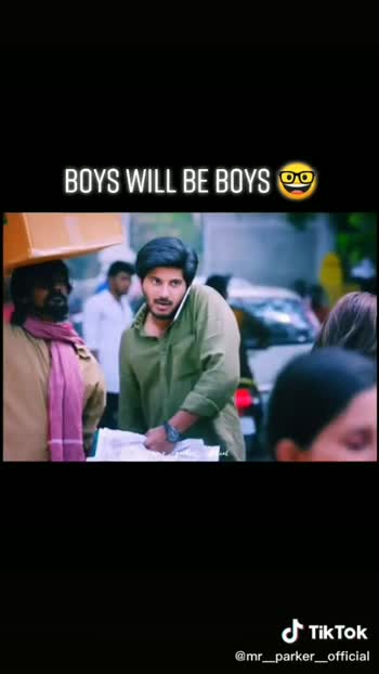 # boys will be boys