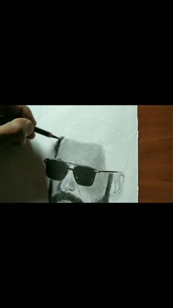 #gauravsketchart #viral #trending #foryou #salmankhan #drawing #sketchbook #reversevideo