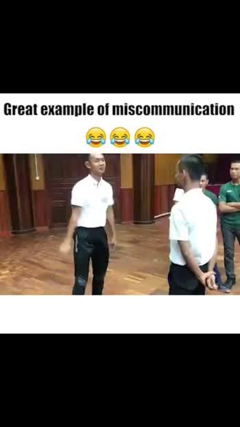 communication gap
