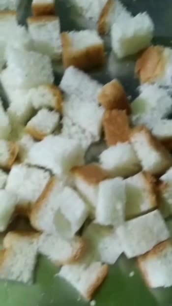 Bread Caramel Popcorn #cookathome