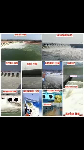 Telangana projects..