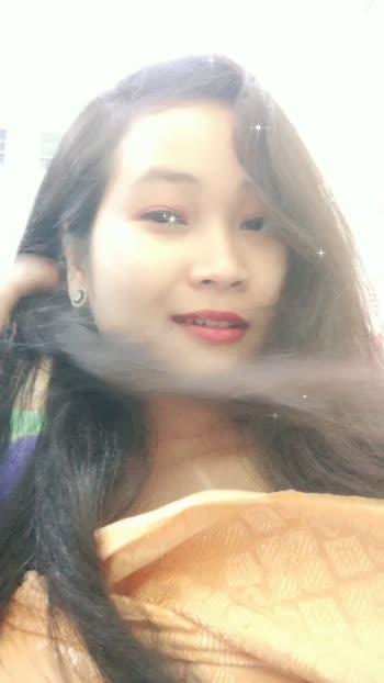 #ekladkikodekhatohaisalaga #lovesong #favoritesong #assamgirl #assam #indian #bodogirl