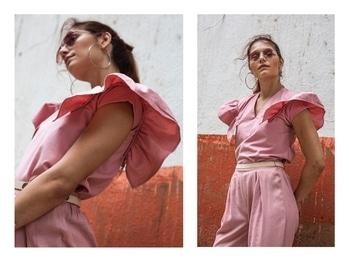 #FFDesignerHunt #fashionfables #fashionfable2 #fashionfablescontest #marieclaireindia #ffdesignerhunt #ffdesigners #mydesign #designer #casual-clothing #nikandj
