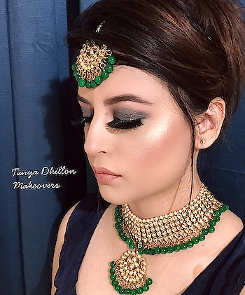 Bridal Bookings Open for 2018 !!! FREE TRIAL FOR THE MONTH OF JULY !!! Contact : DM /INBOX FOR BOOKINGS... Let me know if you loved the look 😍 . . . . #wakeupandmakeup #dressyourface #mua  #hudabeauty #indianweddinginsiprations #indianwedding #indianbride #asianbride #bridesofindia #bridesofinstagram  #glittereyes #photography  #hairstylist  #bun #destinationwedding #sikhwedding #sikhbride #navimumbaimakeupartist #mumbaimakeupartist #punemakeupartist #bridalmakeupartist  #delhimakeupartist #makeupartistsworldwide #destinationweddingmakeupartist #wedmerize #weddingsutra #shadiwaliinspirations #wedmegood  @weddingsonline.india @fantacywedding_official @wedding_locks @wedmegood @wedmerize @weddingsutra @instabeeyou @muadrop @popxo.wedding @shadiwish @weddinglikethat @indianweddingbuzz  @indian__wedding @wedzo.in @weddingplz @weddingwireindia @witty_wedding @fashion_style_weddings @shadi_wali_inspirations