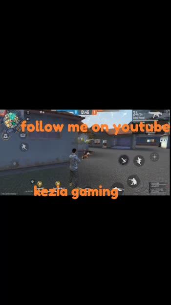 hwy guys if you like this video please do follow me on youtube👉kezia gaming ...lov u all#freefire_battleground #audienceshoot #likesharecommentfollow #followmeformoreupdates