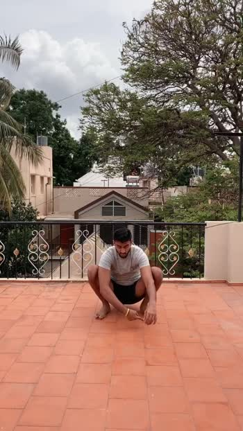 Ape reach movement #animalflow #bodyweighttraining #bodygoals