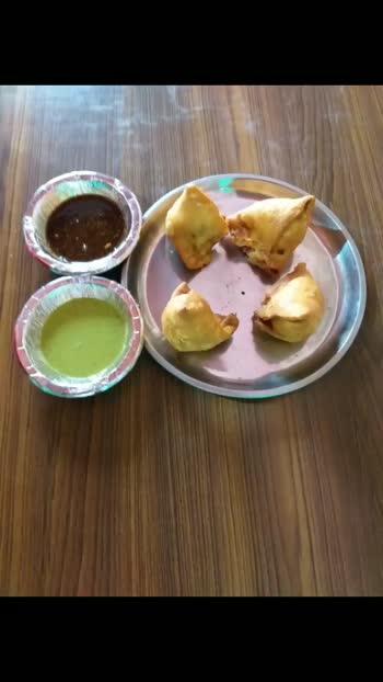 food #food #samosa