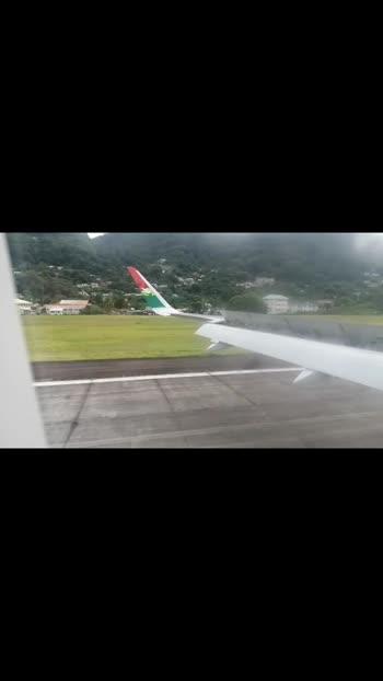 #Seychelles #airways #beauty #roposo  #roposocaptured #love