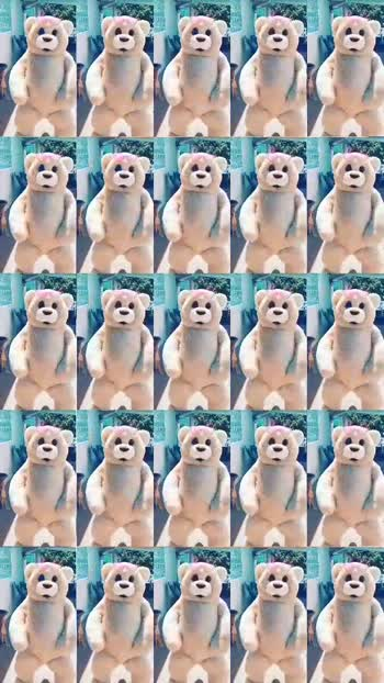 #teddybear #teddylover #giant #trendingvideo #cutestuff #cutevideo #viralvideo #risingstaronroposo #preetmatharu