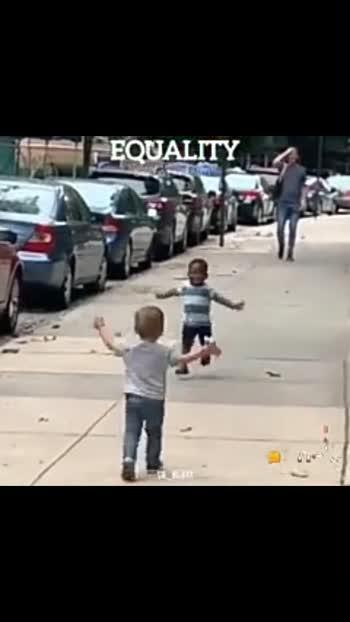 Equality 🤝🤝