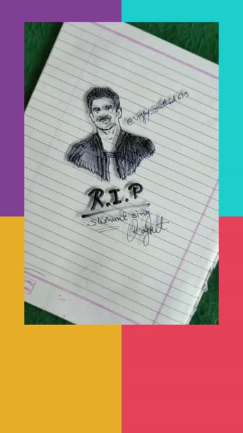 RIP #sushantsinghrajput #rip