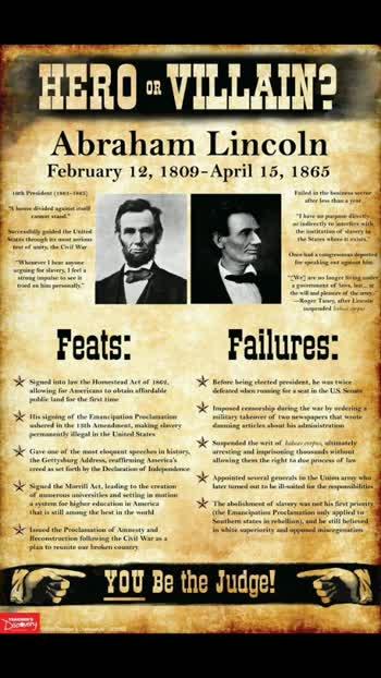 Abraham Lincoln Story #abrahamlincoln  #inspiration  #motivationstory  #usa