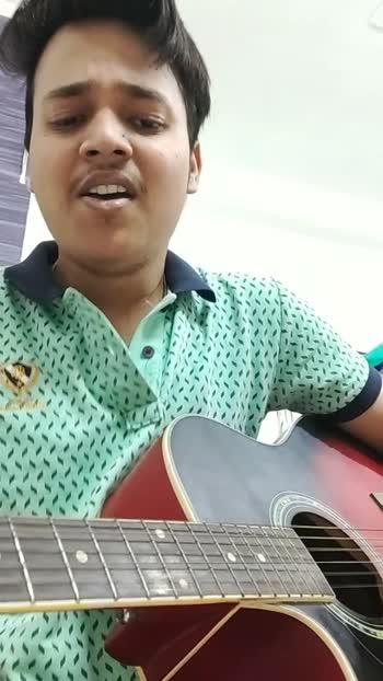 Beintehaan:- Race2 #worldmusicday #roposo #roposostar #trending #viral #singer #musician #guitar #love #risingstar