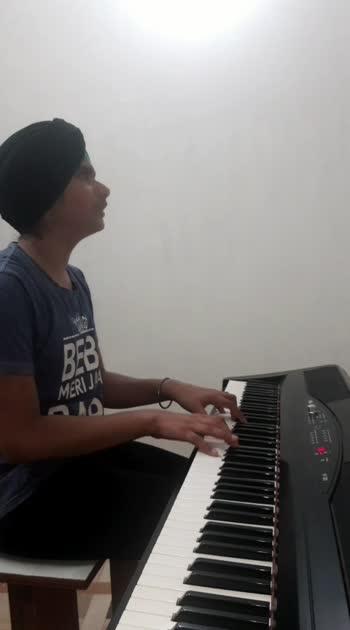 #worldmusicday  #music #singing #vocals #piano
