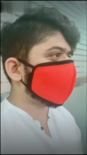 #F2O brand sporty masks😷🤙