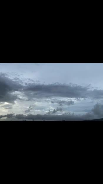 Love watching clouds from my window! #clouds #mumbairain #rain #clouds #cloudstimelapse