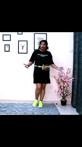 Please follow me on my YouTube channel and Instagram profile: stylefromcloset.    The neon trend is here, And I am so glad that I created this simple neon look from the closet. Don't afraid to use neon colours in your outfit to electrify your look, inspire your inner fashionista and create your own look. . . Dress: @lcwikiki  Shoes: @_shoe_express . . #stylefromcloset #neon #neonlook #neontrend #fashionblog #fashionblogger  #selflove