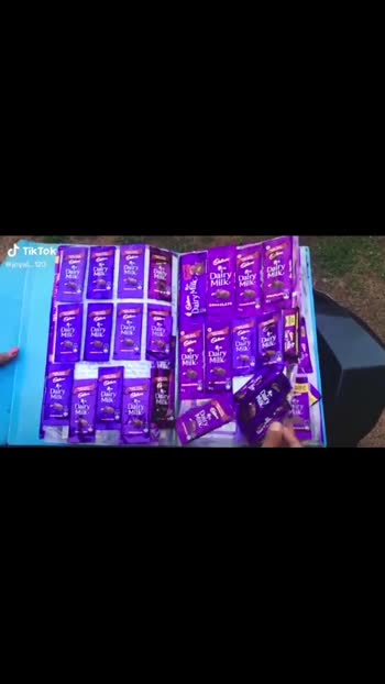 ##cadburydairymilksilk #chocolate