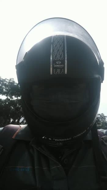 Use Helmet, Use Mask.. #mylifemyyoga #helmetsafety #helmet-comedy #trafficrules #coronavirus