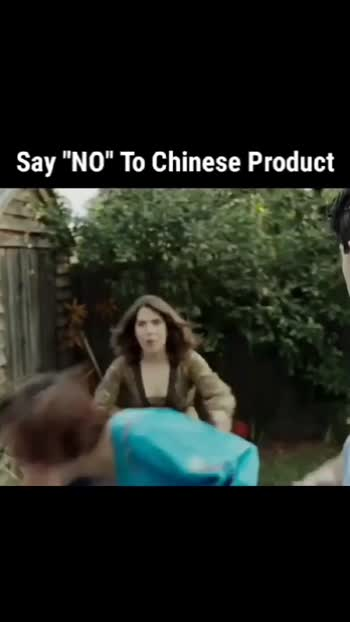 Chinese products ban #viral-video #trendingonroposo #chineselover