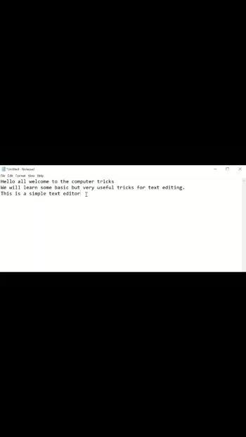 computer short tricks #computerfacts #computerscience #computers