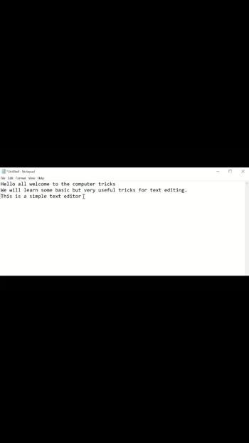 computer short tricks part 2 #computerfacts #computerscience #computers