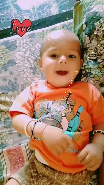 Teenu.. #babyboy #papa #love #speakup #playing