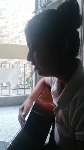 samjhawan 🌞 #samjhawan #humptysharmakidulhaniya #guitarist