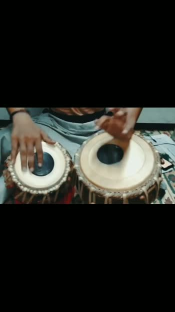 Teen Taal rela  plz use headphone....   #tabla #tablasolo #tabla_music