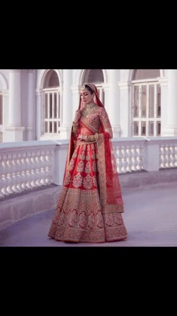 Bridal Lehenga 2020💜 #weddingseason 😍😍 #bridalwear #ideastoreality