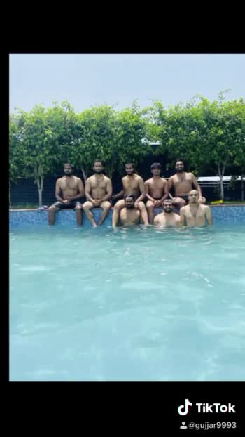#gujjar_swag #bhadana #poolparty