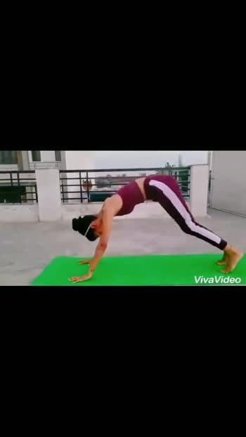 #yogafitness #sunsalutation #suryanamaskar #yogapractice